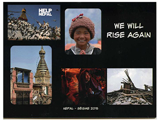 Livre : We will rise again
